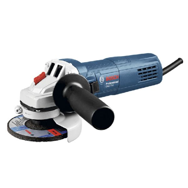 Amoladora professional GWS750 115 mm 11.000 rpm + disco diam