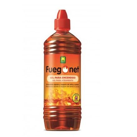 GEL PARA ENCENDIDO 1000 ML FUEGO NET 231448 MASSO