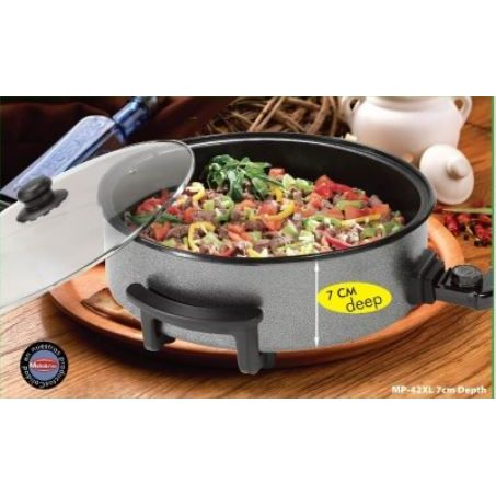 PIZZA PAN ELECTRICA MEDIANA 40CM 2000W
