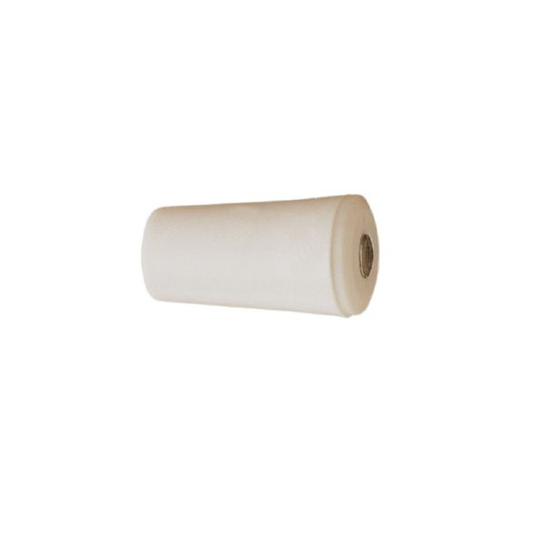 TOPE PLASTICO PERSIANA BLANCO 60 MM.